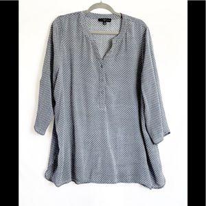 Fred & David size 2X women's blouse plus size